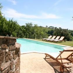 Casale Regina, pool
