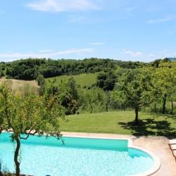 Casale Regina pool