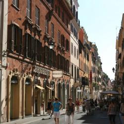 Roma - Via dei Condotti